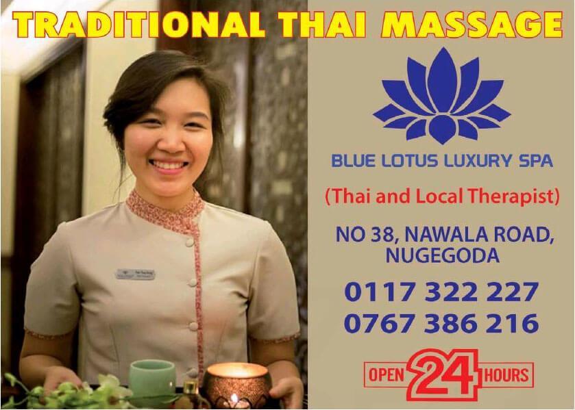 Blue Lotus Luxury Spa - [Nugegoda]