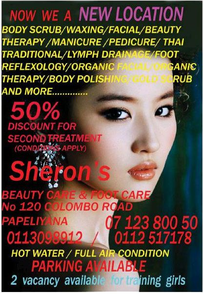Sheron's Beauty Care and Foot Care - [Papiliyana]