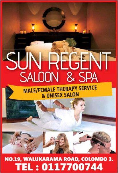 Sun Regent Saloon and Spa - [Kollupitiya | Colombo 03]