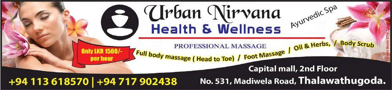 Urban Nirvana Health and Wellness - [Thalawathugoda]